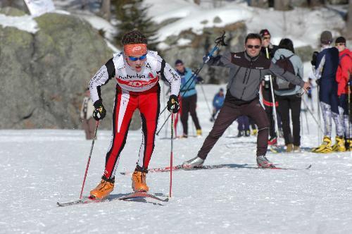 Championnat Suisse OJ La Fouly