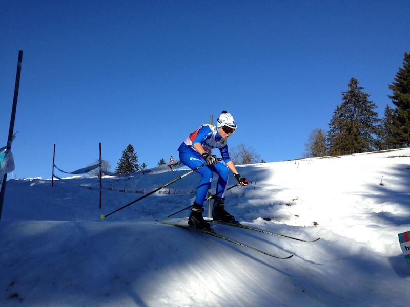 Helvetia Nordic Trophy – Vue des Alpes