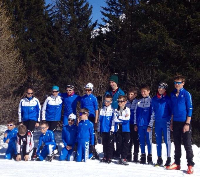 Finale Kids Nordic Tour – La Fouly