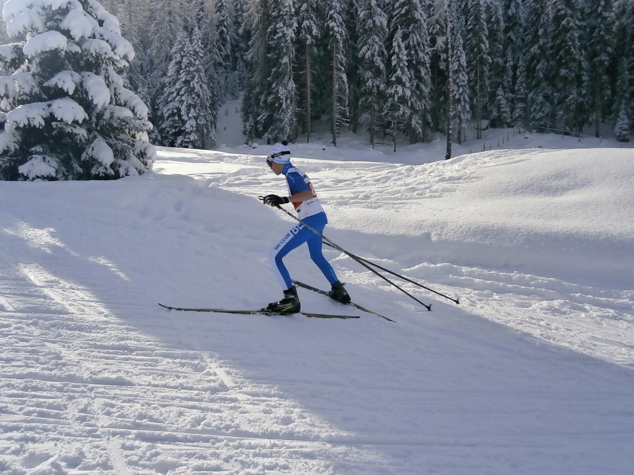 Championnats suisses U14 / U16 Davos