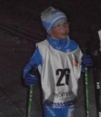 2016-02-19 / Evan Bonzon vainqueur de la course des anciens !