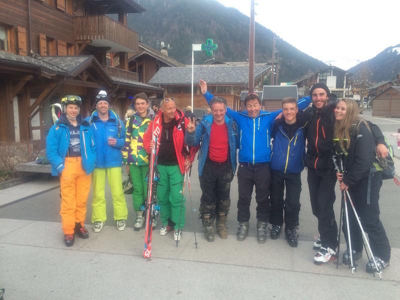 2016-04-02 / Sortie ski alpin