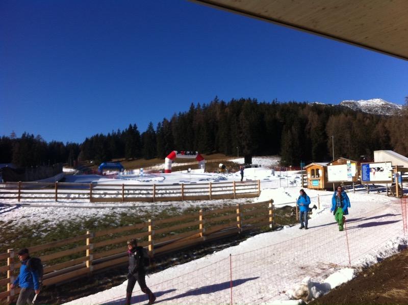 2016-12-03/04 / Valentin à l'Alpencup de Lenzerheide