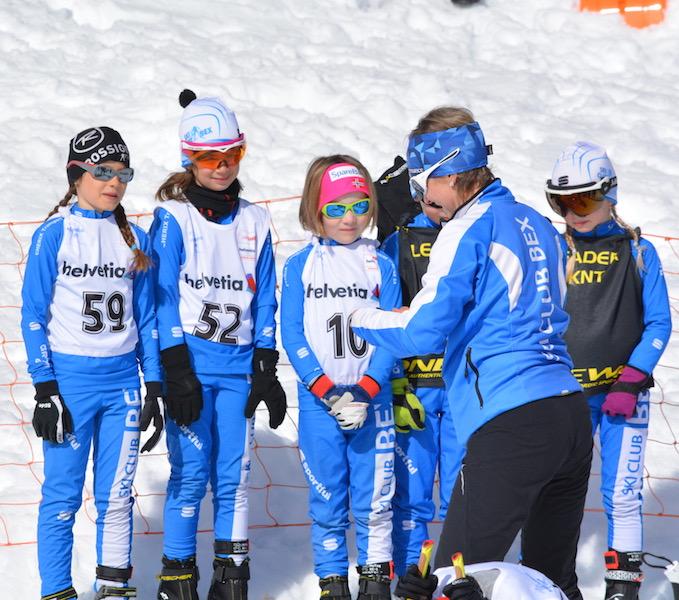 2017-03-11 / 30 jeunes bellerins aux finales de la Kids Nordic Tour !