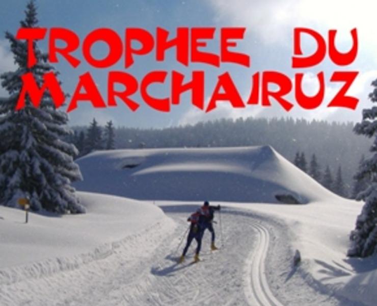 2017-03-12 / Trois juniors au Trophée du Marchairuz…