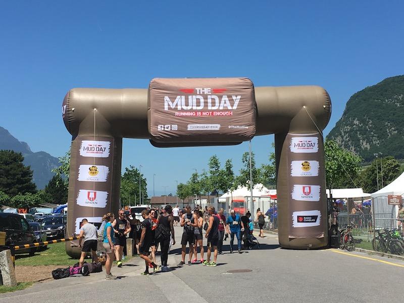 2017-06-17 / Quatre bellerins vainqueur à The Mud Day !