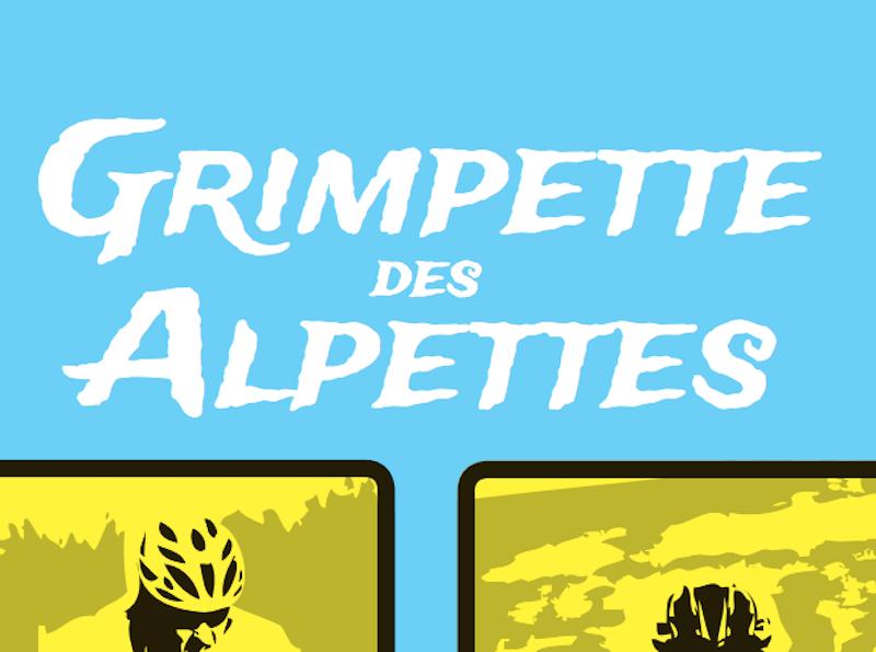 22 v'là les bellerins à la Grimpette des Alpettes !