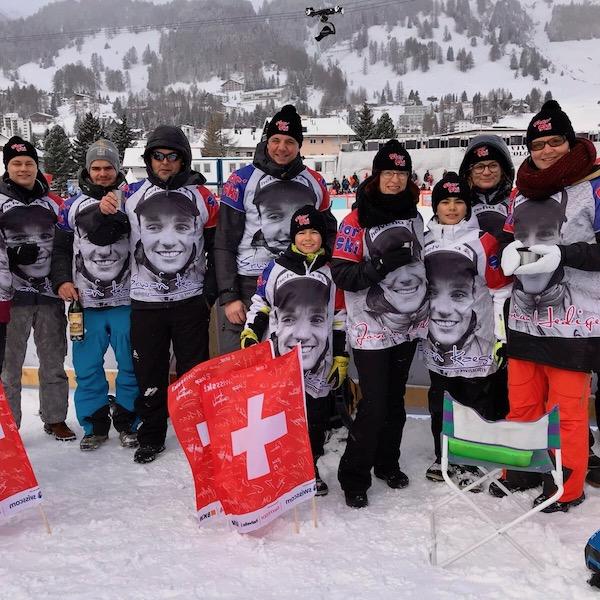 2017-12-09/10 / Les supporters bellerins en voyage à Davos !
