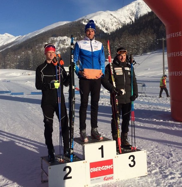 2017-12-31 / Silvesterlauf Goms…3 bellerins vainqueurs !
