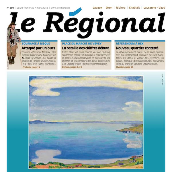 """Et encore une saison dans le journal """"le Régional"""""""