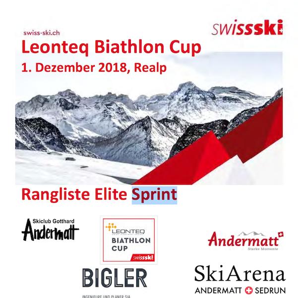 2018-12-01/02 / Biathlon – 2ème place pour Valentin à Realp !
