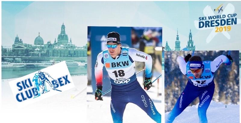 2019-01-12/13 / Jovian 4ème du Teamsprint de Dresden !
