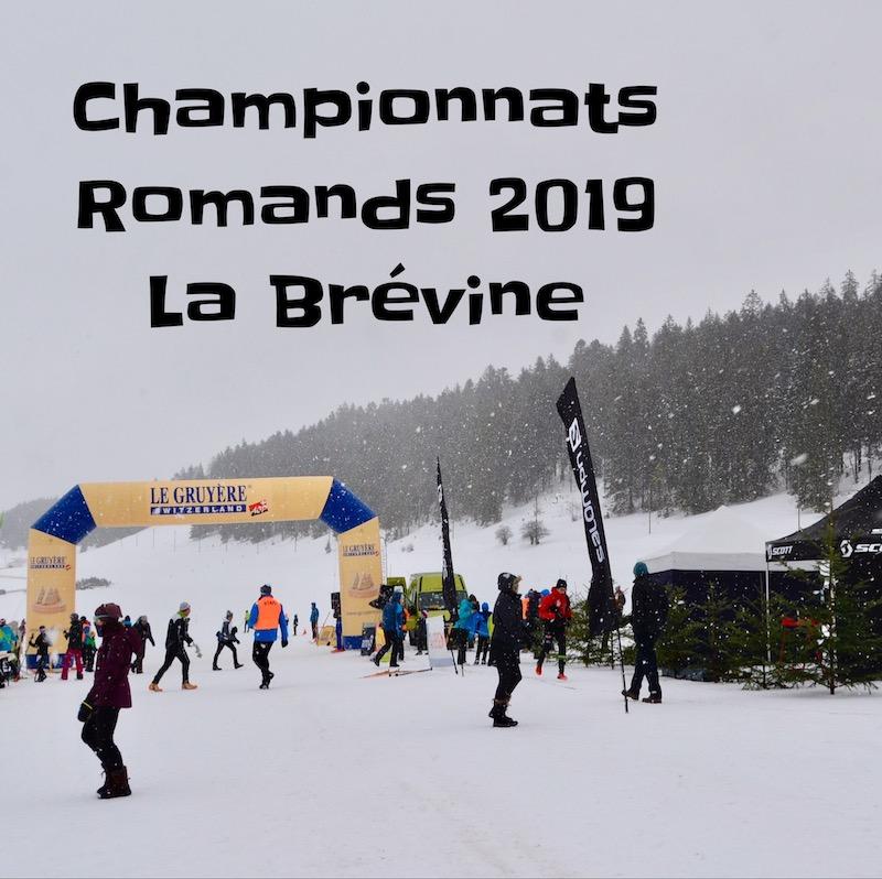 2019-01-26/27 / La Brévine…18 médailles bellerines aux CR !