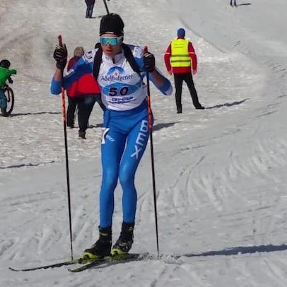 2019-03-16/17 / Valentin à l'Alpen Cup de Ruhpolding (All)