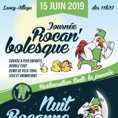 2019-06-15 / Les bellerins à la Journée Rocan'bolesque