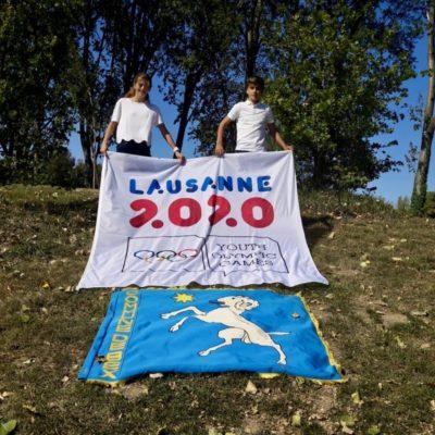 2 bellerins parmi 3000 élèves vaudois pour Lausanne 2020