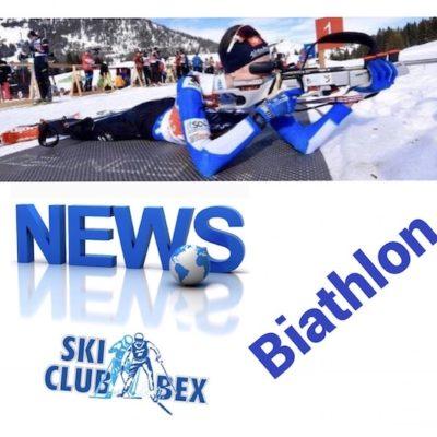 Biathlon…Valentin débute en Autriche