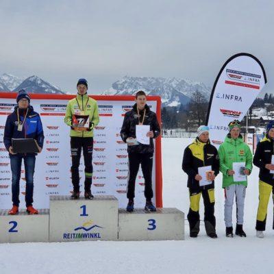 Tristan vainqueur d'une Deutscher Schüler Cup !