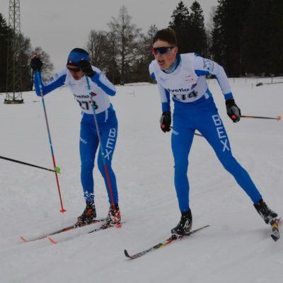 7 podiums aux finales de la Kids Nordic Tour !