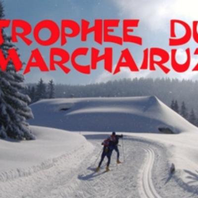 Jovian 2ème au Trophée du Marchairuz !
