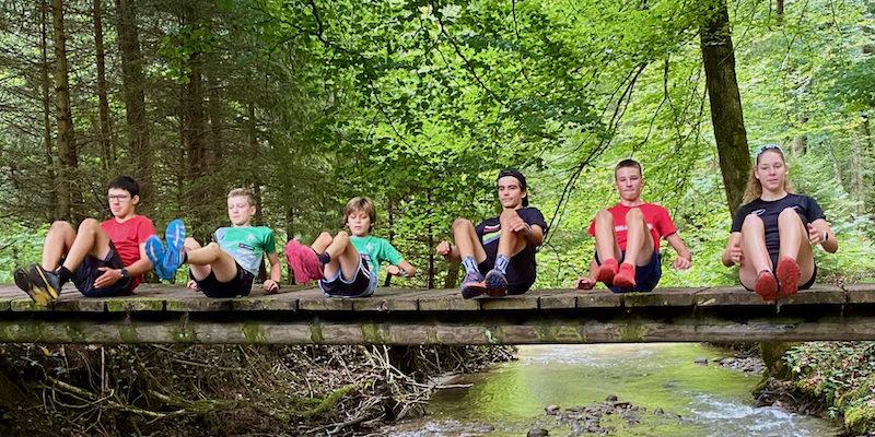 Camp d'été à Estavayer-le-Lac