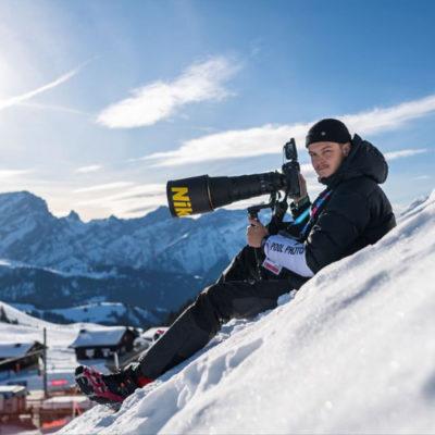 Le photographe officiel du ski-club partira à Tokyo !