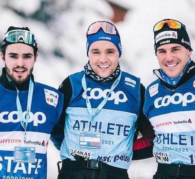 Grosse déception pour Jovian dans le sprint de Davos !