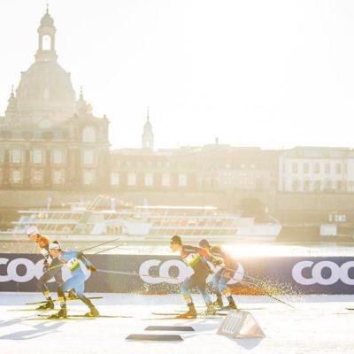 Jovian 5ème du Teamsprint à Dresden…