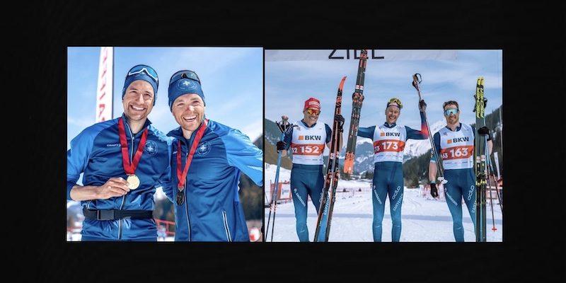 Erwan en or…Jovian en argent aux championnats suisses