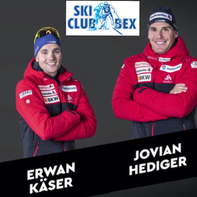 Jovian et Erwan de retour des championnats du Monde